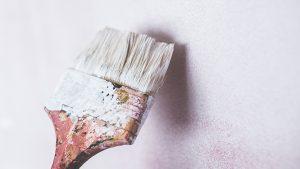 Fotografie: malířské práce